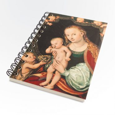 Lucas Cranach d. Æ. notesbog