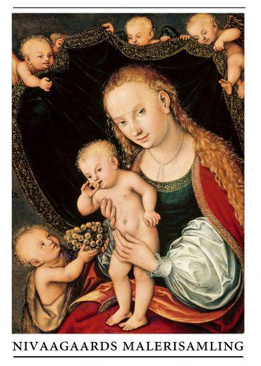 Lucas Cranach d.Æ., Madonna og Kristusbarnet