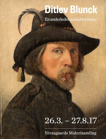 Ditlev Blunck. A different kind of Golden Age painter: Self Portrait as Legionnaire
