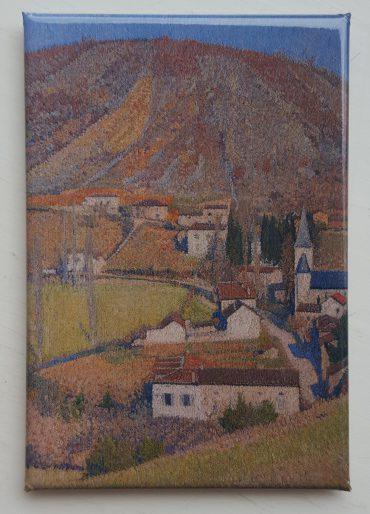 Magnet: Labastide-du-Vert, bakkerne