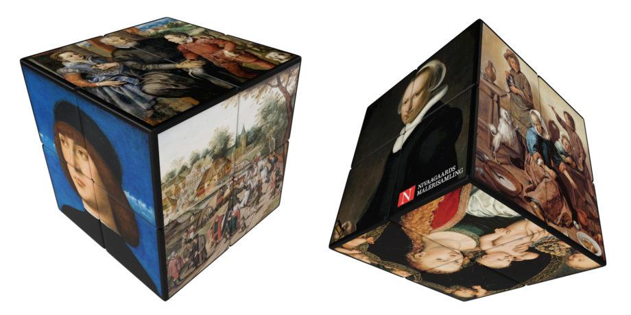 renæssance og barob cube