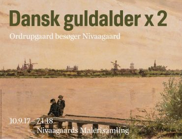 The Danish Golden Age x 2 poster