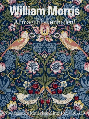 William Morris. Al magt til skønheden! poster