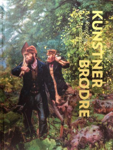 (Dansk) Kunstnerbrødre. L.A. Ring & H.A. Brendekilde. Udstillingskatalog