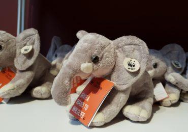 (Dansk) WWF Elefant