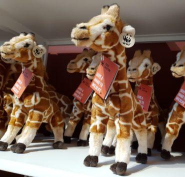 (Dansk) WWF Giraf
