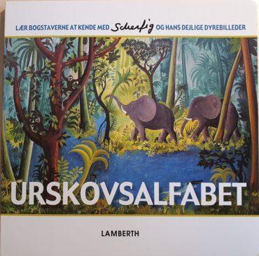 (Dansk) Urskovsalfabet