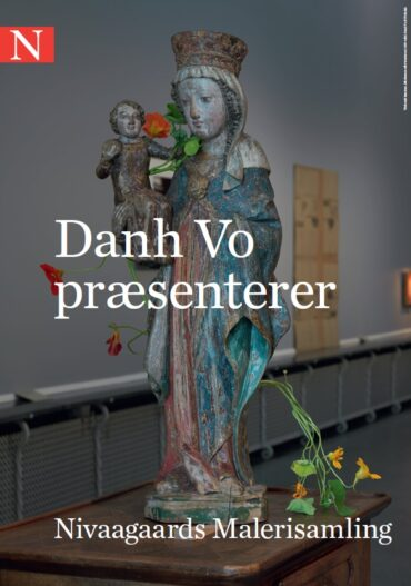 Danh Vo poster